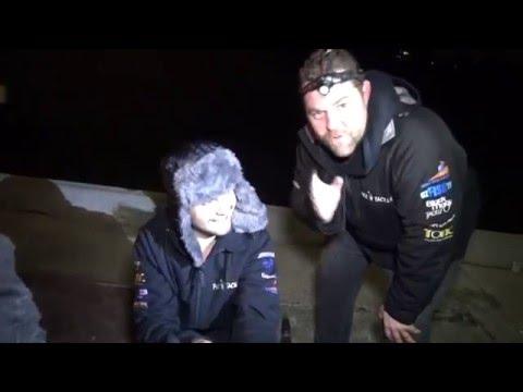 Oz Fish TV - Brighton Pier Landbased Fishing (Part 1)