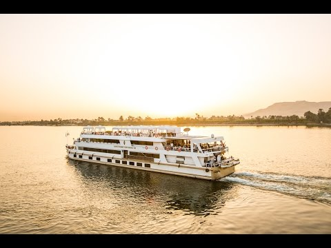 Cruising the Nile River