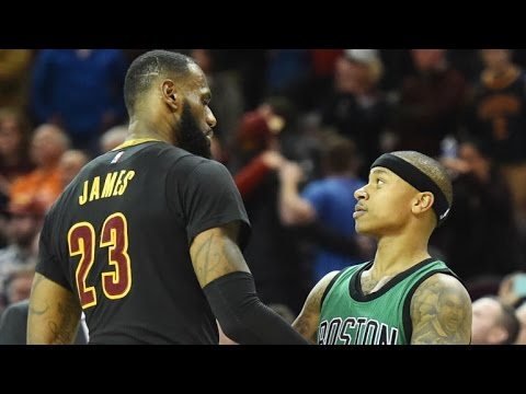 Cleveland Cavaliers Vs.  Boston Celtics 2017 NBA Eastern Conference Finals Preview | Dre Baldwin