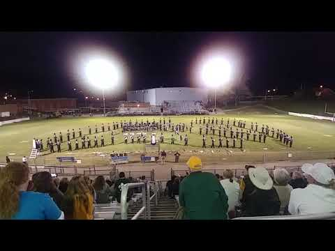 2018 William Blount High School Band