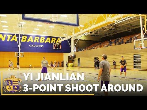 Yi Jianlian Shooting 3