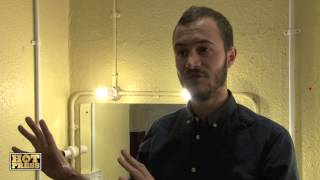 Tom Smith (Editors) interview for Hot Press