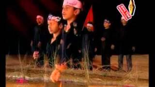 08 SIPAH E ASGHAR a.s. - SAJJAD ZAIDI & MESUM ZAIDI (SONS OF RIZWAN ZAIDI) - NOHAY 2012 - 13