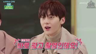 Wanna One Go на Чеджу — 1 эпизод рус саб
