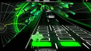 Angel Bullet (feat. Megurine Luka) - Audiosurf - Ninja Mono Ironmode
