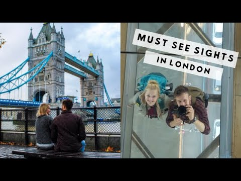 Day Out in London | MUST SEE SIGHTS around the City Centre