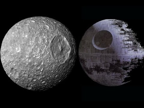 Saturn's Death Star Moon Mimas May Contain Life