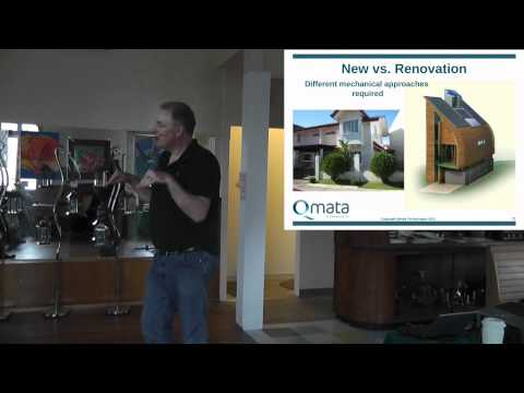 Super Efficient Home Building and Heating - AVTTS 2012