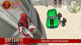 Spider Adventure (by Best Simulator Games) Android Gameplay [HD]