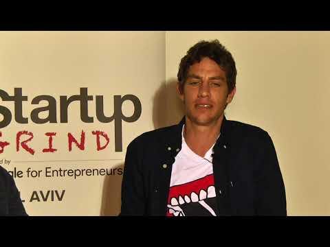 Recap - Startup Grind Tel Aviv Hosts Ran Krauss (Airobotics)