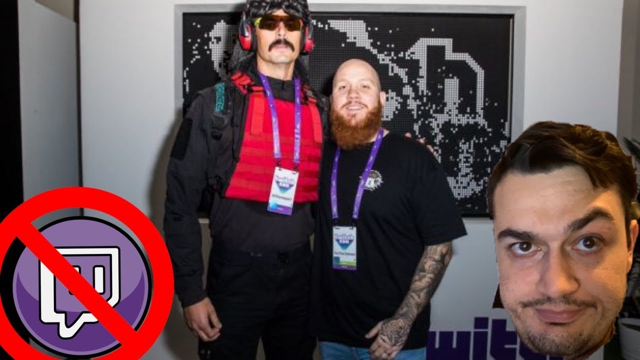 UPDATE Why Dr. Disrespect is Permanently Banned From Twitch-Platform is Trash