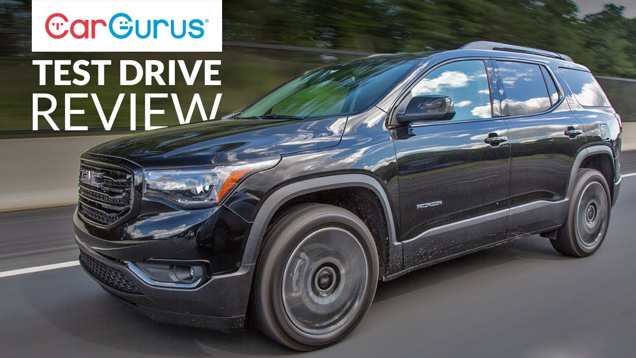 2019 Gmc Acadia A Versatile 3 Row Suv With Few Compromises Youtube