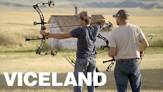 Home in Geraldine, Montana - VICE WORLD OF SPORTS: RIVALS (Clip)