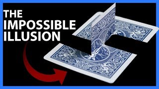 The IMPOSSIBLE Card Illusion | Revealed (HyperCard)