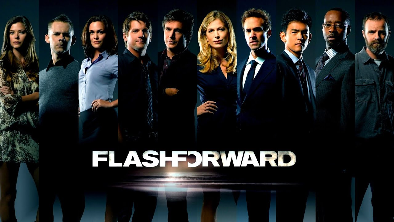 Image result for FLASHFORWARD TV LOGO