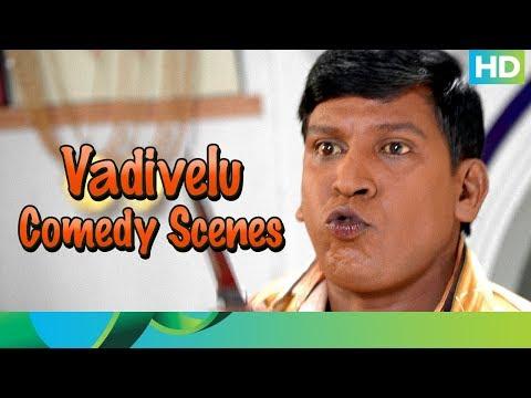 Vadivelu Comedy Scenes - Sillunu Oru Kaadhal | Tamil Movie