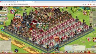 1,85m Mighty Points without any negatives ?! 1011 soldiers on the wall?! [Goodgame Empire]