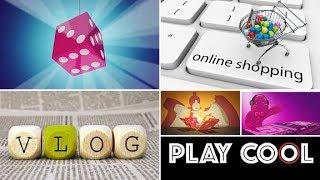 Vlog - Shopping online di giochi da tavolo - lo sproloquio di Daniele Playcool
