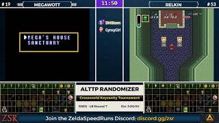 OoT Randomizer Tournament: Round 1 - Marco8641 vs