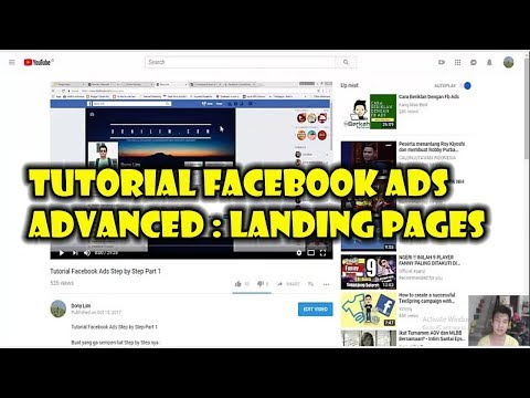 tutorial-facebook-ads-advanced-:-landing-pages-by-doni-lim