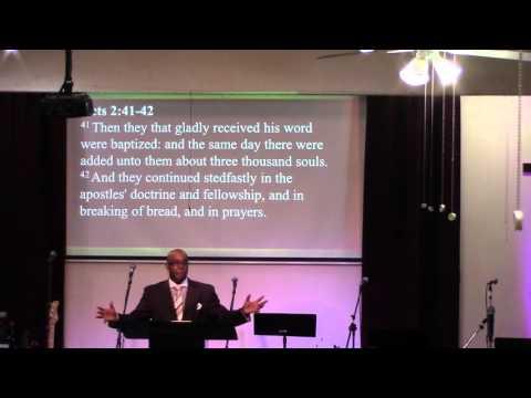 Church Relationships Produce Spiritual Character