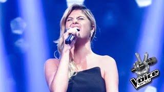 ישראל 3 The Voice - כנרת הנדלס - Woman In Love