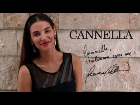 7   Cannella   Backstage A I 2013 2014 con Francesca Chillemi
