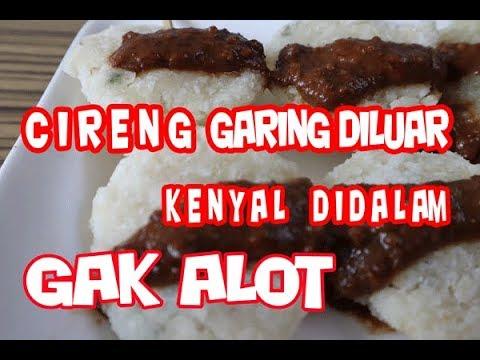 Cireng Garing Kenyal Gak Alot Khas Bandung