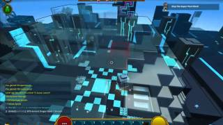 Trove - Lunar lancer leveling (gameplay)
