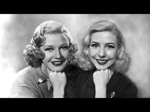 Easy 1930s Ginger Rogers Inspired Retro Hair Tutorial
