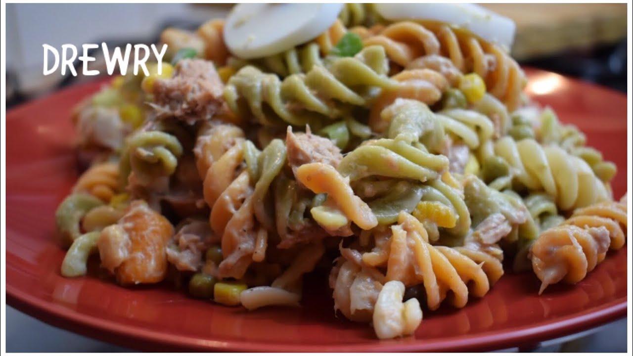 Ghana Party Pasta Salad