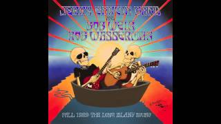 """Deal"" from Fall 1989: The Long Island Sound - Jerry Garcia Band"