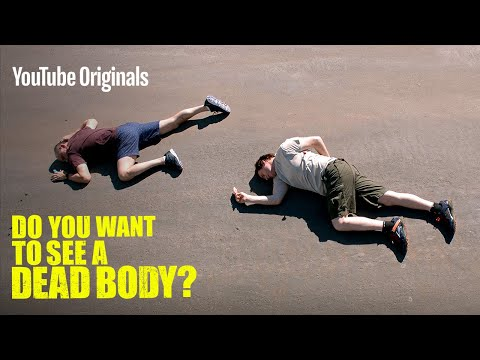 A Body and a Mean Dog with Rob Corddry  Do You Want to See a Dead Body? Ep 3