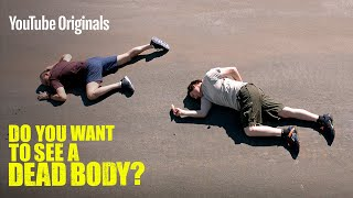 A Body and a Mean Dog (with Rob Corddry) - Do You Want to See a Dead Body? (Ep 3)