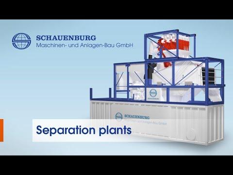 Schauenburg MAB - Separation Plant