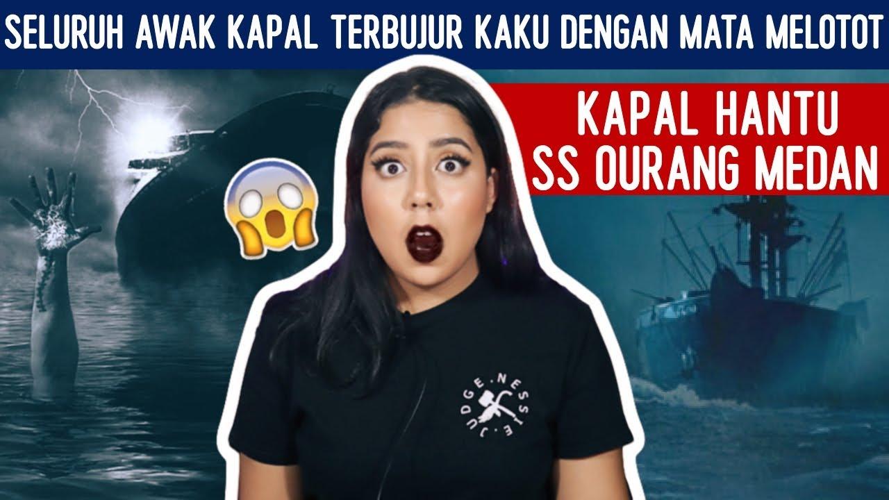 TEORI2 SERAM Kapal HANTU SS Ourang Medan! | #NERROR