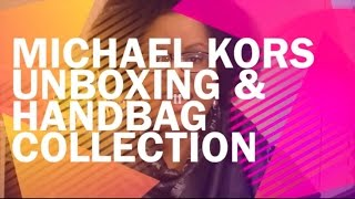 Michael Kors Unboxing & Collection Thumbnail