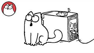 Cat & Mouse - Simon's Cat | SHORTS #16