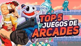 Top Juegos de Arcade