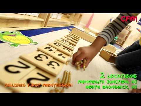 TV Commercial for Children First Montessori