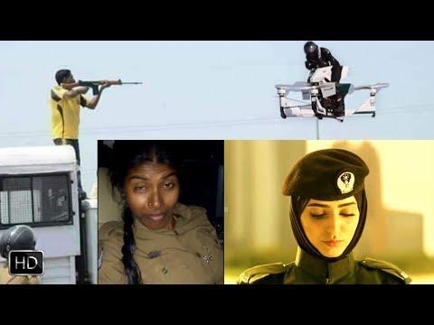 Tamilnadu Police VS Dubai Police | தமிழ்நாடு போலீஸ் VS துபாய் போலீஸ் | Tamil 360