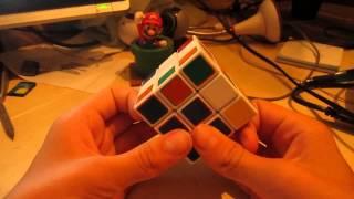Сбор кубика рубика 3 на 3 за 1 формулу !!!