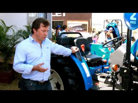 Agrishow 2013 - LS Tractor