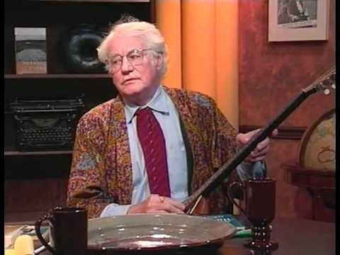 Iron John author Robert Bly talks about his poetry and music