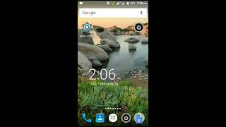 Programming in Java using Android phone