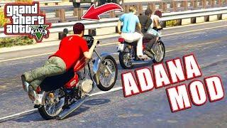 GTA 5 ADANA MOD !! S1F1R B1R !! 🔫