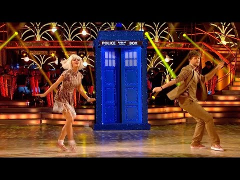 Jay McGuiness & Aliona Vilani Charleston to 'Dr Jazz'  Strictly Come Dancing:  2015