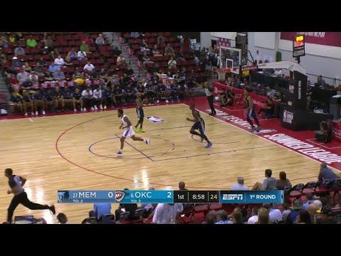 1st Quarter, One Box Video: Oklahoma City Thunder vs. Memphis Grizzlies