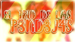 💞❌El trio de las p3nd3j4s❌💞meme//Nayon Gacha🍫 Tortuguita🐢 la panacha🍞 💞💞💞
