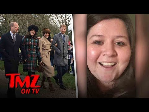 Meghan Markle Turns Single Mom Rich And Famous! | TMZ TV